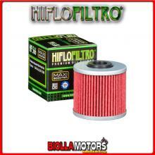 HF566 FILTRO OLIO KAWASAKI J300 2014-2016 300CC HIFLO