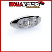 98436 LAMPA LUCE INGOMBRO A 2 LED, 24V - BIANCO