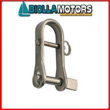 0121573 GRILLO STAMP D5 INOX Grillo Dritto Key Pin B