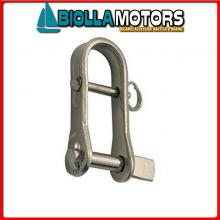 0121574 GRILLO STAMP D6 INOX Grillo Dritto Key Pin B