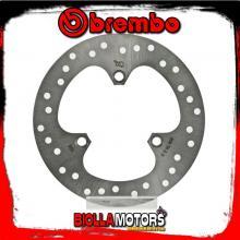 68B40767 DISCO FRENO ANTERIORE BREMBO HONDA HM MOTO 1995- 50CC FISSO