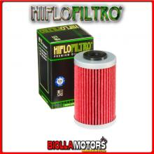 HF155 FILTRO OLIO KTM 125 Duke 2011-2016 125CC HIFLO