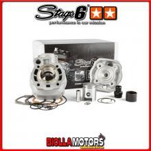 S6-7018802 Gruppo Termico Stage6 Sport 50cc MKII Minarelli AM6 STAGE6 RT