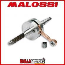5313587 ALBERO MOTORE MALOSSI RHQ CPI POPCORN 50 2T 2003-> SP. D. 12 CORSA 39,2 MM -