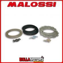 5215401 SERIE DISCHI MALOSSI per FRIZIONE ORIGINALE YAMAHA T MAX 500 ie 4T LC 2004-07