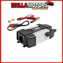 74516 LAMPA POWER INVERTER PSW300, TRASFORMATORE A ONDA SINUSOIDALE PURA 12V > 230V