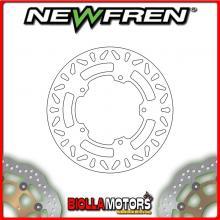 DF4077A DISCO FRENO ANTERIORE NEWFREN MBK KILIBRE 300cc 2003-2006 FISSO
