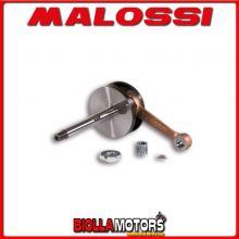 531802 ALBERO MOTORE MALOSSI PIAGGIO CIAO 50 SP. D. 12 CORSA 43 MM -