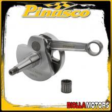 25080886 ALBERO MOTORE PINASCO PIAGGIO VESPA PX 200 CORSA 57 ANTICIPATO