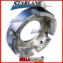 REOKA Ruota STARLANE Fonica anteriore con magneti per sensore velocita' su kart (da utilizzarsi con sensore velocita' SSPRMG8M8)