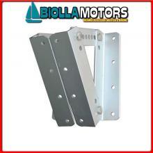 0520550 PIASTRA VARIABILE SUPPORTO MOTORE< Piastra regolabile per Supporti Motore