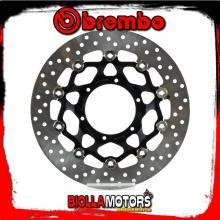 78B40838 DISCO FRENO ANTERIORE BREMBO HONDA CBR R 2011-2013 250CC FLOTTANTE