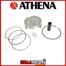 S4F10000012B PISTONE FORGIATO 99,96 - Rev.dome-Low c.-Kit Athena ATHENA SUZUKI RM-Z 450 2005-2007 450CC - ALTERNATIVA