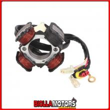 MF09.18810 STATORE ACCENSIONE MOTOFORCE BETA RR ALU SM 50CC (AM6) - (PERIMETRALE)