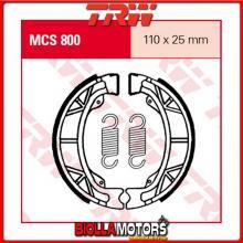 MCS800 GANASCE FRENO POSTERIORE TRW Baotian BT49 50 Rebel 2006-2011 [ORGANICA- ]