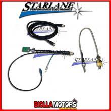 TKXS Termocoppia STARLANE tipo K + adattore giri motore e velocita' per ATHON XS e RID KART.