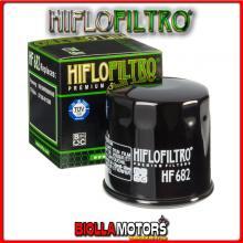 HF682 FILTRO OLIO HYOSUNG TE450 (ATV) 2008-2011 450CC HIFLO