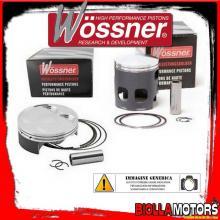 PR8672 DB PISTONE 76,97 mm WOSSNER SUZUKI RMZ 250 2007-2009 - Alta compressione 13,9:1 - Pro Series