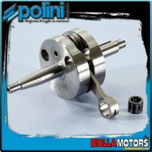 210.0052 ALBERO MOTORE POLINI EVO MBK X-LIMIT 50 Minarelli AM6 SP.12