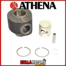 005500 Cast-iron GRUPPO TERMICO 210 cc ATHENA PIAGGIO VESPA 200 PE - 200CC -