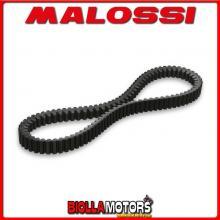 6113021 CINGHIA MALOSSI X K BELT BENELLI VELVET DUSK 400 4T LC (dimensione 24x15x1041 mm - angolo 30°)