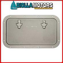 4003061 PORTELLO CR LONG ALU GREY Portello in Alluminio Long