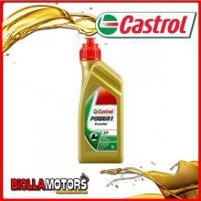 CA14E960 1 LITRO OLIO CASTROL POWER 1 SCOOTER 2T