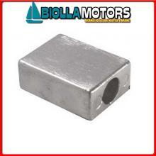5125314 ANODO MOTORE JOHN/EVIN Cubo 3 CilV8