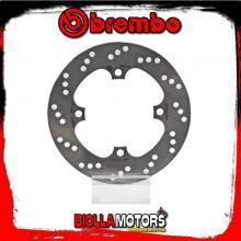 68B40749 DISCO FRENO POSTERIORE BREMBO PEUGEOT SV 2002-2007 250CC FISSO