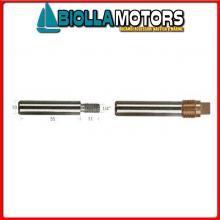 5127541 ANODO BARROTTO Barrotti Motore Caterpillar (10x55mm)