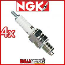 4 CANDELE NGK C7HSA BENELLI 250 (4-cyl.) 250CC - C7HSA