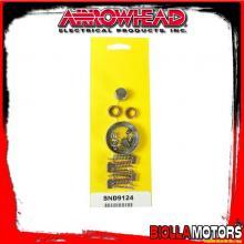 SND9124 KIT REVISIONE MOTORINO AVVIAMENTO JOHN DEERE Gator XUV 620i 4x4 All Year- Kawasaki 23HP MIA10971 Denso System