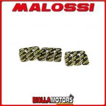 272728.C0 MALOSSI Serie lamelle in carbonio con spessore 0,30 - 0,35 - 0,40 mm per valvola originale