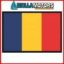 3402930 BANDIERA ROMANIA 30X45CM Bandiera Romania