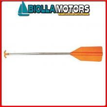 0701110 PAGAIA C50130O 55/110 ALU Pagaia Tritelescopica in Alluminio con Gaffa