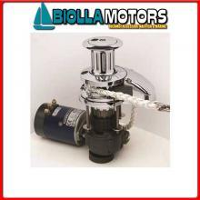 1204221 WINCH MAXWELL RC10 24V 1200W 10MM DRUM Verricello Salpa Ancora RC10
