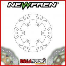 DF5057A DISCO FRENO POSTERIORE NEWFREN KAWASAKI KX 125cc 2000-2002 FISSO