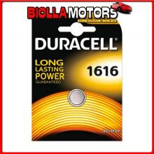 DC4030343 DURACELL DURACELL ELETTRONICA, ?1616?, 1 PZ