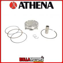 S4F077000260 PISTONE ATHENA Factory HC 14:1 Piston (Incl. Pin and Seal Rings) KAWASAKI KX 250 F 2010-2013 250CC -