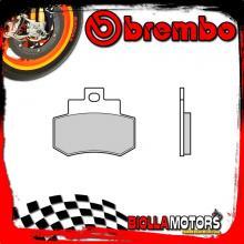 07051 PASTIGLIE FRENO POSTERIORE BREMBO KYMCO GRAND DINK 2000- 250CC [ORGANIC]