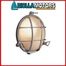 2147230 PLAFONIERA ROUND CAGE D155 OTTONE CR Lampade Tartaruga Rotonde OC