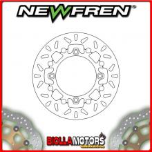 DF4093AF DISCO FRENO ANTERIORE NEWFREN SUZUKI BURGMAN 650cc AN 2002-2003 FLOTTANTE