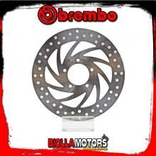 68B407B0 DISCO FRENO ANTERIORE BREMBO APRILIA SCARABEO 1999-2003 125CC FISSO