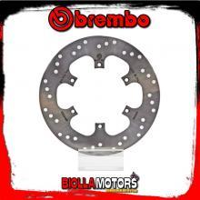 68B40781 DISCO FRENO POSTERIORE BREMBO APRILIA CUBE 2001- 650CC FISSO
