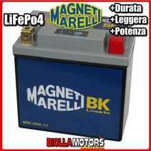 MM-ION-11 BATTERIA LITIO MAGNETI MARELLI YB14L-A2 LiFePo4 YB14LA2 MOTO SCOOTER QUAD CROSS