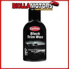 LBT375 CARPLAN BLACK TRIM WAX - 375 ML