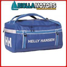 3049712 HH NEW CLASSIC DUFFEL BAG M 563 OLYMPIAN BLUE STD Borsa HH Classic Duffel Bag