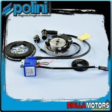 171.0553 ACCENSIONE ROTORE ECU POLINI PVL BENELLI 491 50 RR, RACING, SP, SPORT DIGITALE