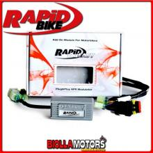 KRBEA-021 CENTRALINA RAPID BIKE EASY YAMAHA ATV Raptor 700 R 2012-