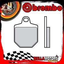 07GR76SX PASTIGLIE FRENO ANTERIORE BREMBO HM CRM X SUPERMOTARD 2007- 125CC [SX - OFF ROAD]